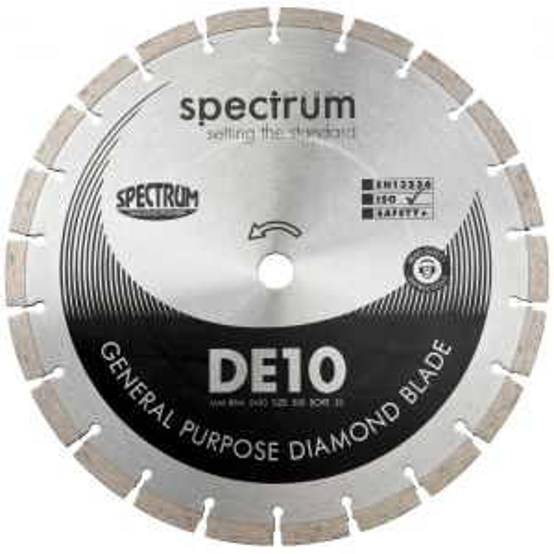 Image for DE10 STANDARD GENERAL PURPOSE DIAMOND BLADE