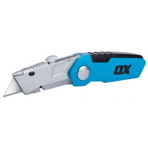 Image for OX PRO RETRACTABLE FOLDING KNIFE