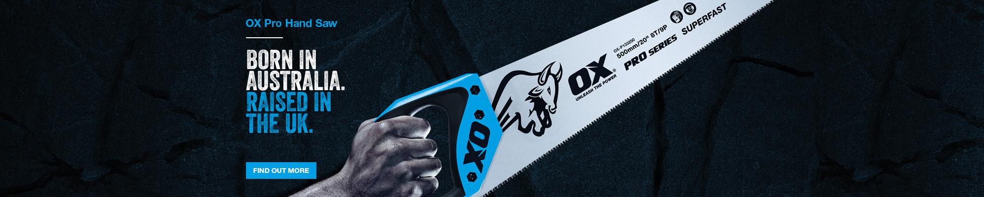 Ox Pro Hand Saw